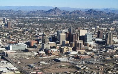 consider financing methods if you don't live in PHX